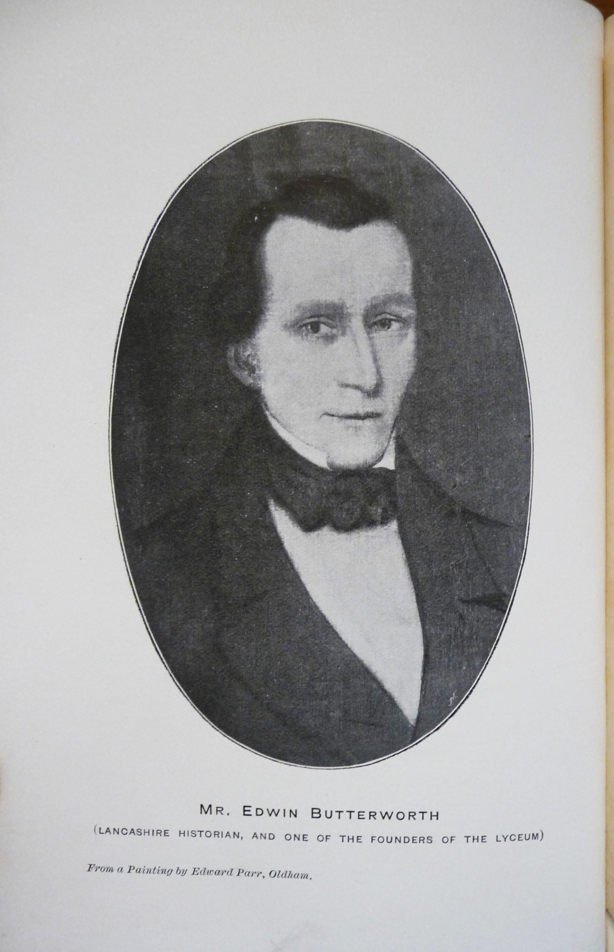 Information sought on artist Edward Parr - Discussions - Art