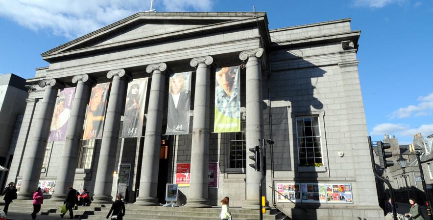 Music Hall Aberdeen