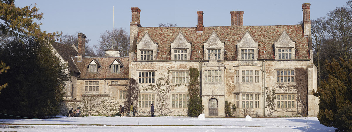 National Trust, Anglesey Abbey
