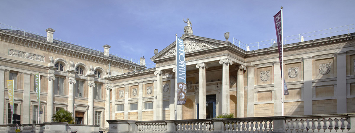 The Ashmolean Museum of Art and Archaeology