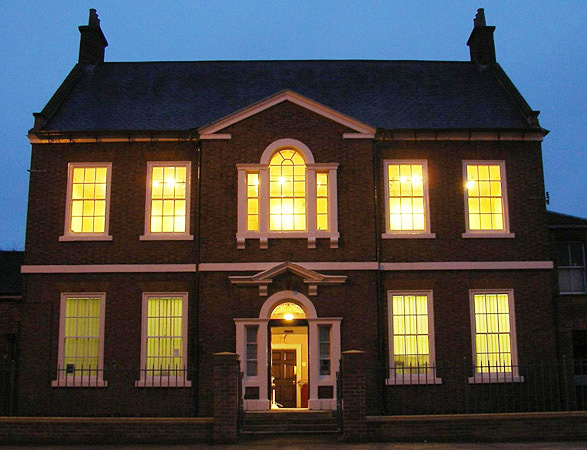 Bassetlaw Museum and Percy Laws Memorial Gallery