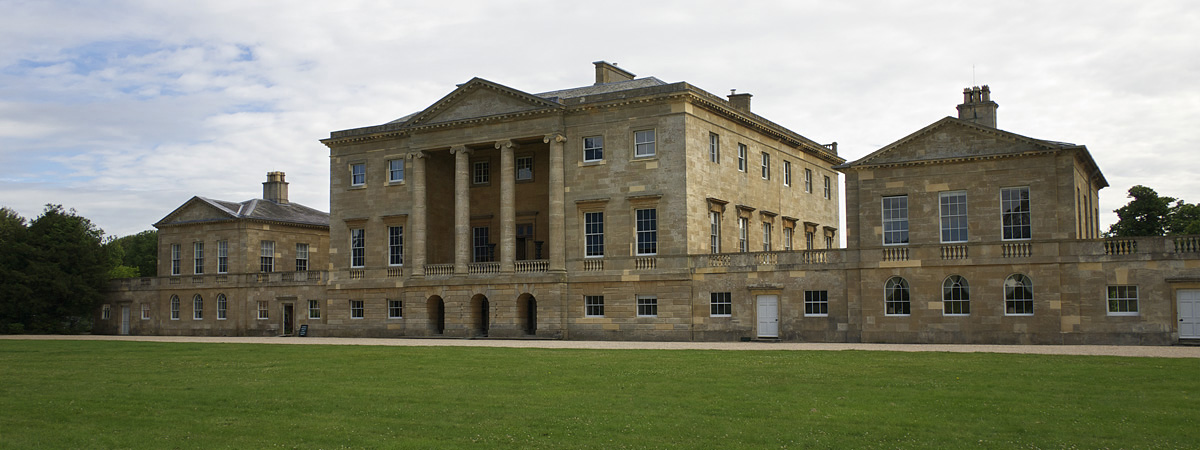 National Trust, Basildon Park