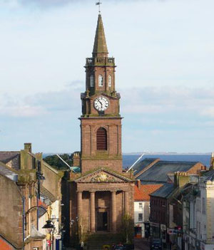 Berwick-upon-Tweed Town Hall