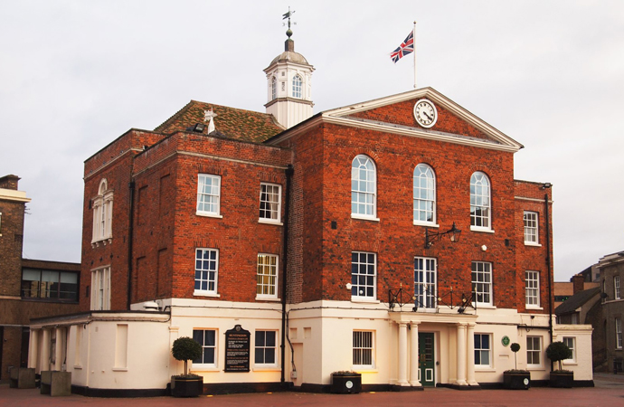 Huntingdon Town Hall