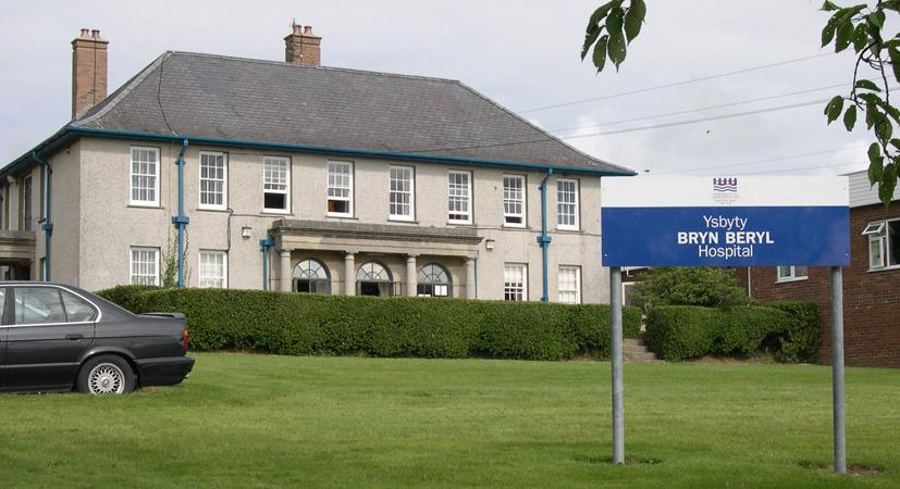 Bryn Beryl Hospital, Pwllhelli