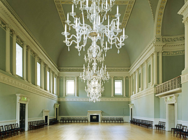 National Trust, Bath Assembly Rooms