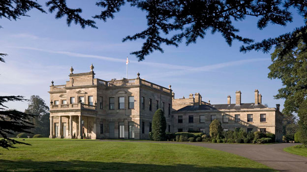 English Heritage, Brodsworth Hall