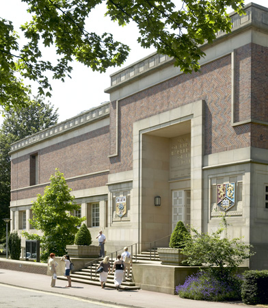 The Barber Institute of Fine Arts