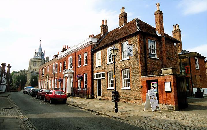 Buckinghamshire County Museum