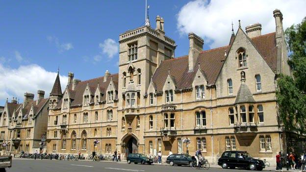 Balliol College, University of Oxford