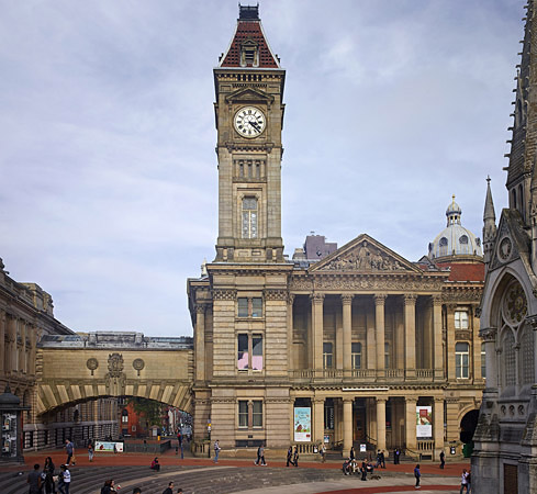 Birmingham Museums and Art Gallery