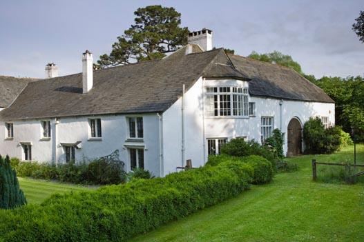 National Trust, Bradley Manor