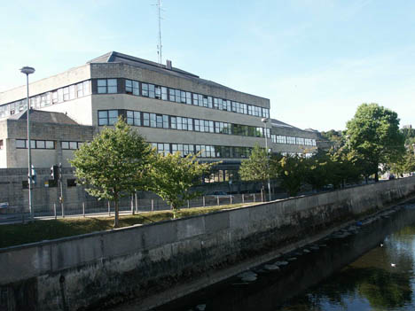 Bridgend County Borough Council Civic Offices