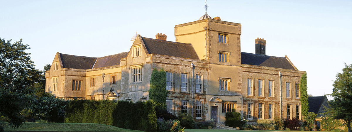 National Trust, Canons Ashby