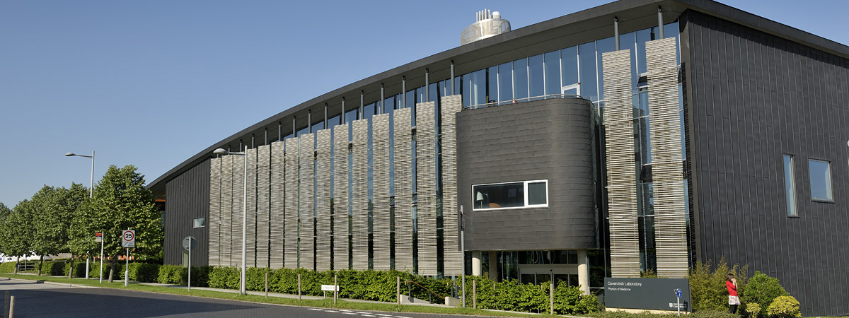 Cavendish Laboratory, University of Cambridge