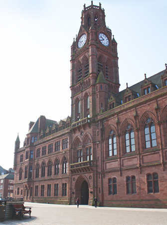 Barrow-in-Furness Town Hall