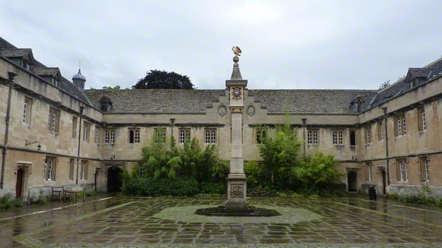 Corpus Christi College, University of Oxford