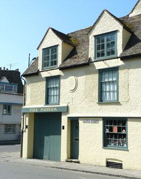 Cambridge & County Folk Museum