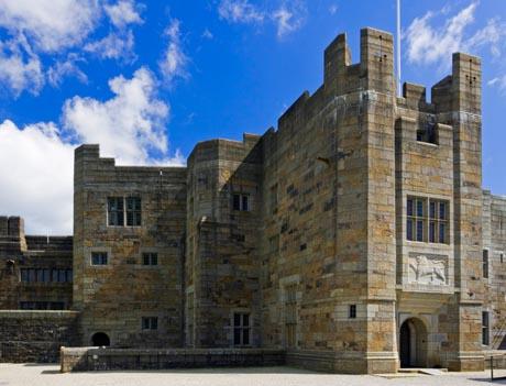 National Trust, Castle Drogo