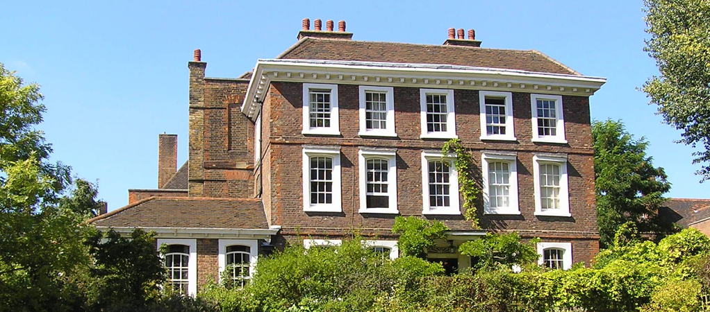 Burgh House and Hampstead Museum