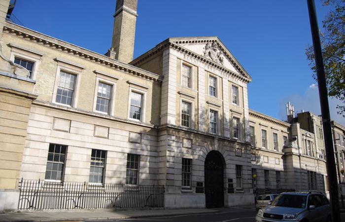 The Eastman Dental Hospital, UCLH Arts