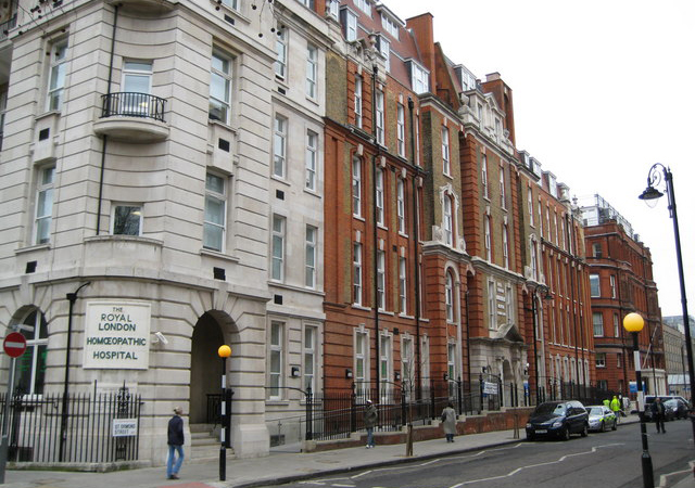 The Royal London Hospital for Integrated Medicine, UCLH Arts