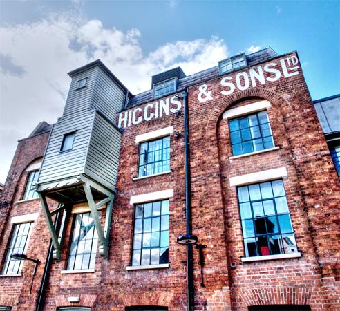 The Higgins Art Gallery & Museum, Bedford