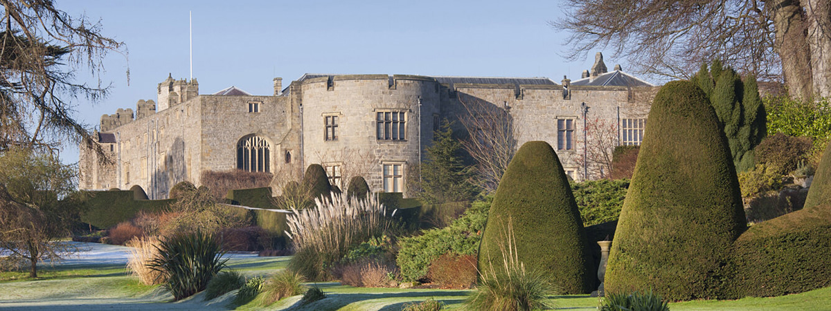 National Trust, Chirk Castle