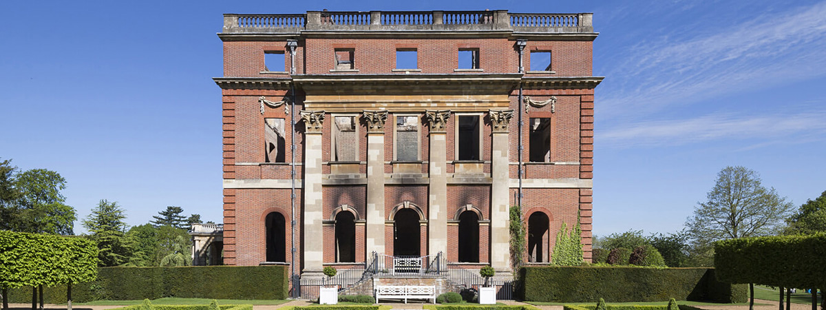 National Trust, Clandon Park