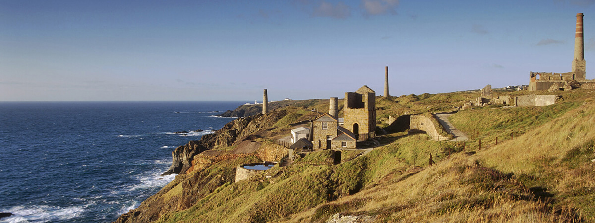 Admirable National Trust Cornish Mines And Engines Trevithick Interior Design Ideas Pimpapslepicentreinfo