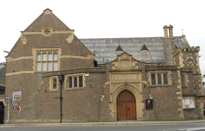 Guildhall, Conwy