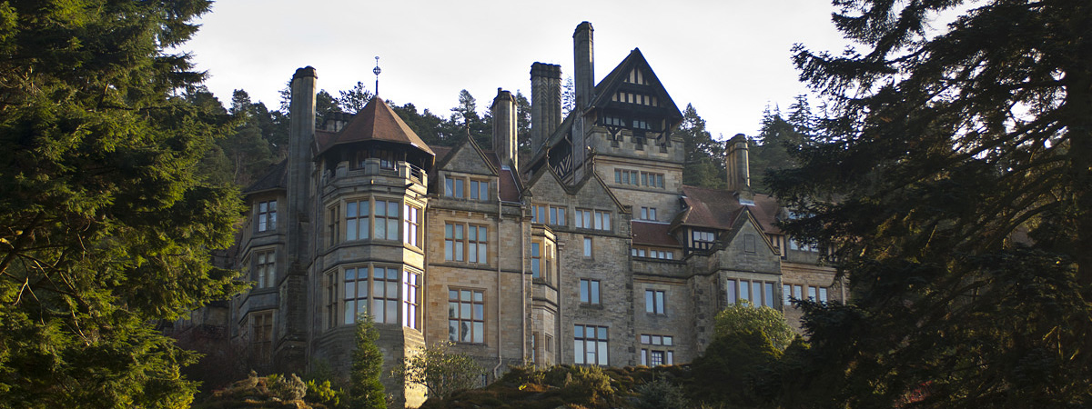 National Trust, Cragside