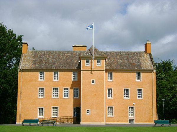 Pittencrieff House Museum