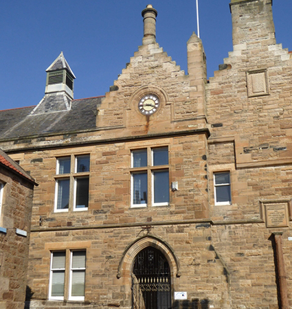 Cellardyke Town Hall