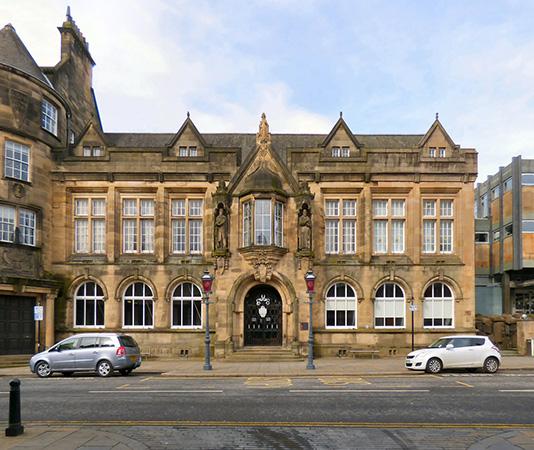 Stirling Council Municipal Buildings
