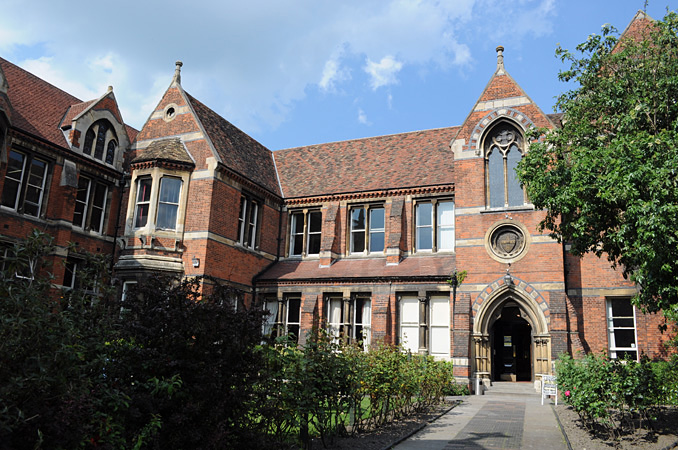 Cambridge Union Society, University of Cambridge