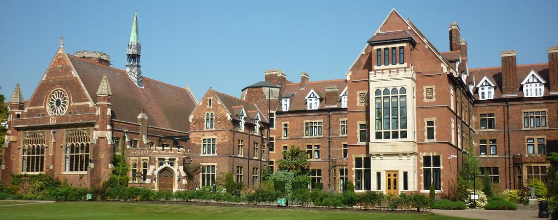 Homerton College, University of Cambridge