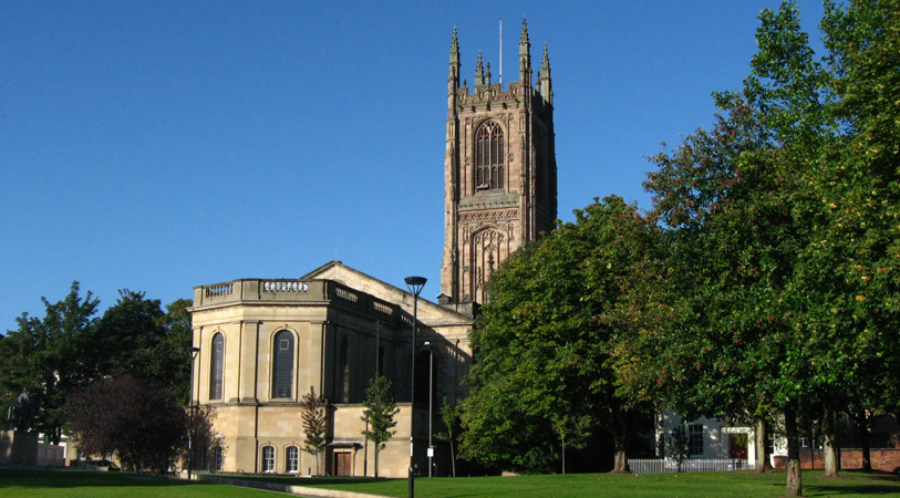 Derby Cathedral Centre