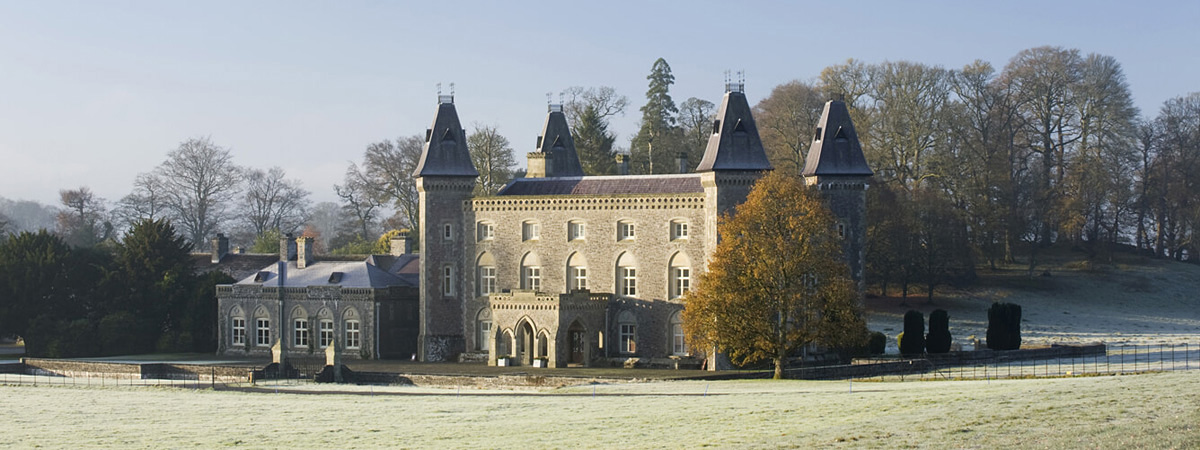 National Trust, Newton House, Dinefwr Park and Castle