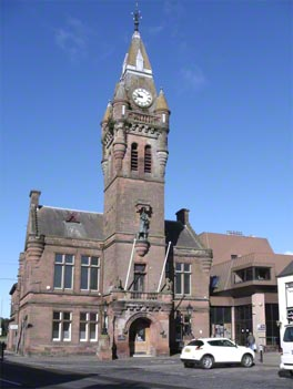 Annan Council Offices