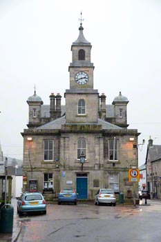 Langholm Town Hall