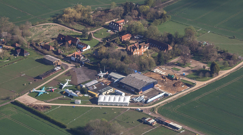 de Havilland Aircraft Museum  ...