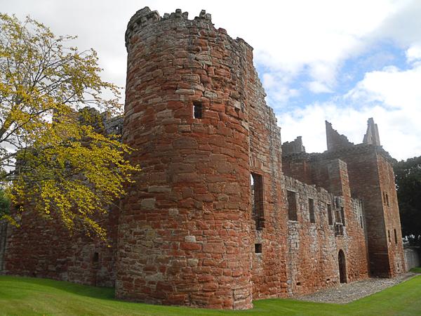 Edzell Castle