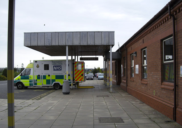 Bridlington & District Hospital
