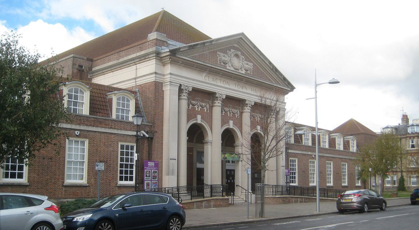 Clacton-on-sea Town Hall