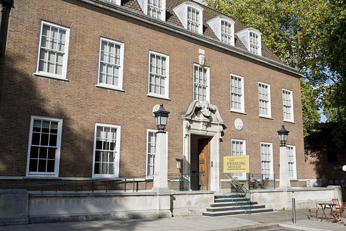 Fantasy)))) not London foundling hospital thanks
