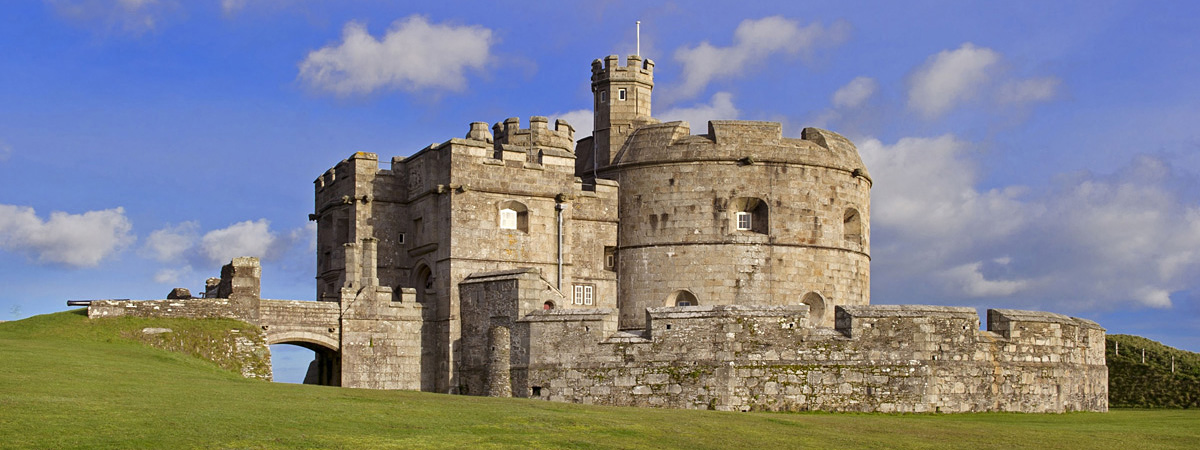 English Heritage, Pendennis Castle
