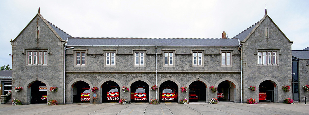 Guernsey Fire Station