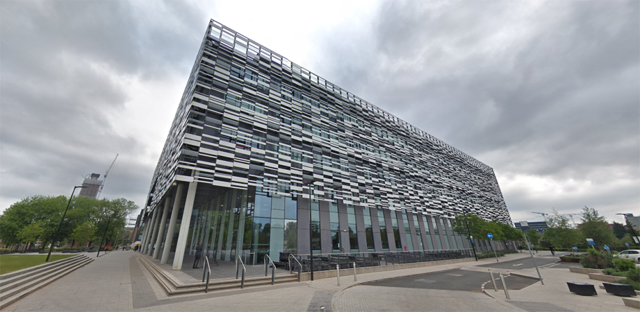 Manchester Metropolitan University, Brooks Building