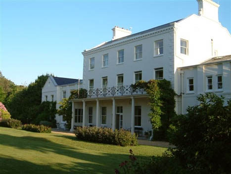 Government House, Guernsey